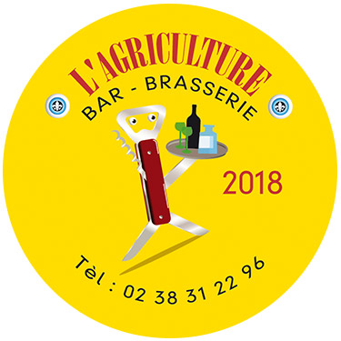 Stickers l'Agriculture Briare
