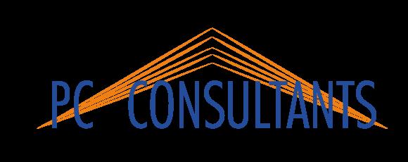 Création Logo PC Consultants