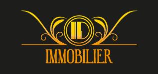 Réalisation du logo de l'agence Immobilière ID Immoblier à Gien