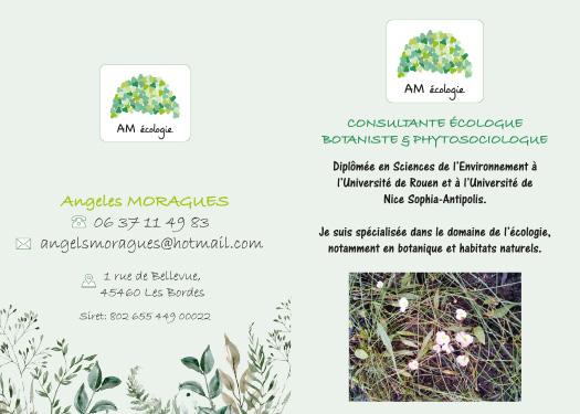 Dépliant AM écologie