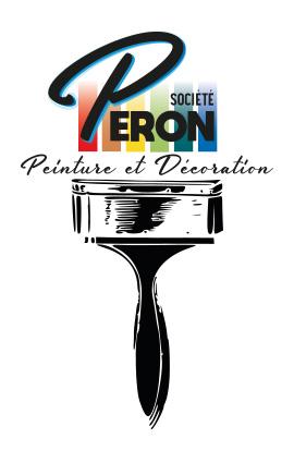 Réalisation de carte de visite Société Peron