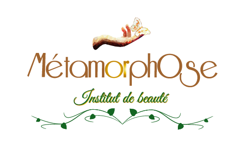 Réalisation logo institut de beauté Métamorphose Briare