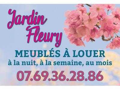 Réalisation panneau jardin fleury Gien 45